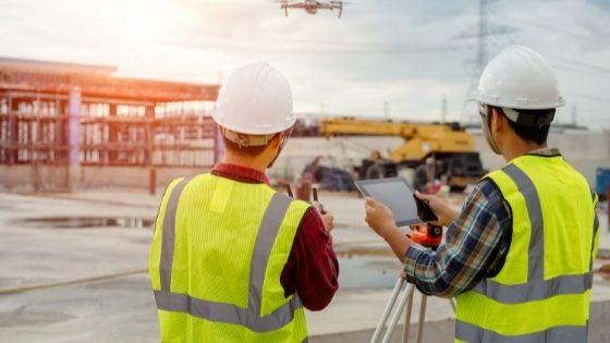 Pourquoi utiliser le drone pour le suivi de chantier?